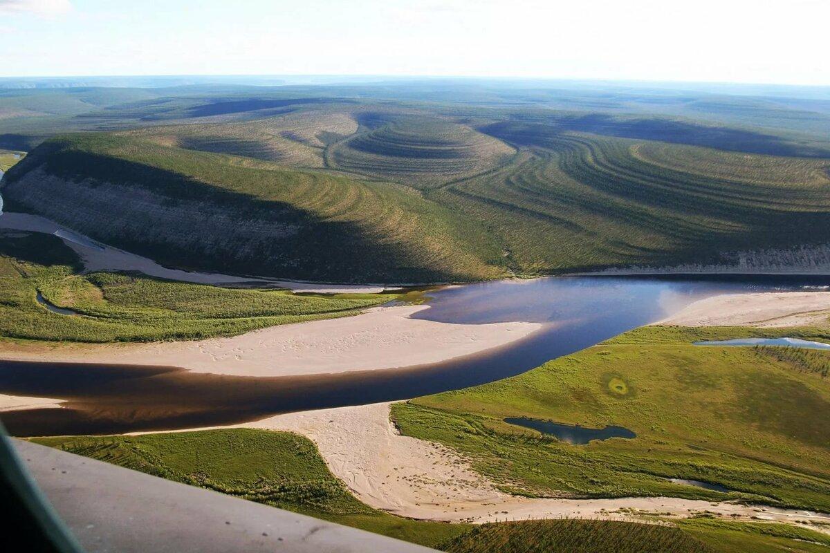 Якутия, река Лена